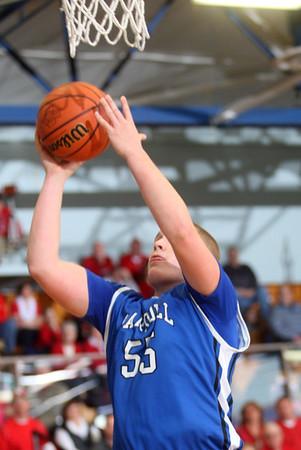 3-7-15<br /> Carroll vs Rossville<br /> <br /> Kelly Lafferty Gerber | Kokomo Tribune