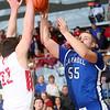 3-7-15<br /> Carroll vs Rossville<br /> <br /> Kelly Lafferty Gerber   Kokomo Tribune
