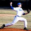 3-31-15<br /> Kokomo vs Eastern baseball<br /> Kokomo's Kyle Wade pitches.<br /> Kelly Lafferty Gerber   Kokomo Tribune