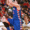 3-15-14<br /> Kokomo Regional Game against Homestead<br /> Kokomo's Tayler Persons goes for the basket.<br /> KT photo | Kelly Lafferty