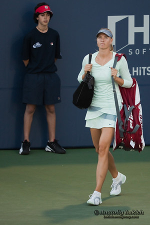 Maria Sharapova at the 2010 Bank of the West Classic