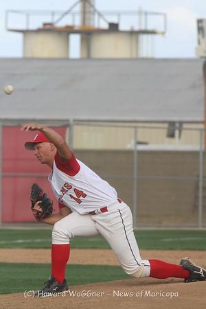 Maricopa Rams Baseball 3-17-2015