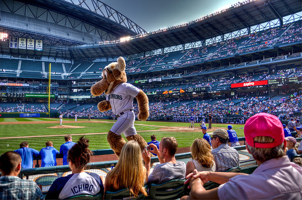 Mariners at Home Sept 11, 2011