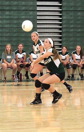 Marissa - NNHS Freshman Volleyball