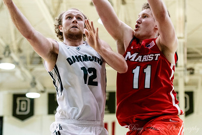 Marist vs Dartmouth Men's Basketball