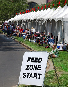 Feed Zone