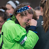 Nashoba G Catherine Crowley  reacts after losing to Marlboro with 4 seconds left in the Div I Field Hockey Championship Game. SENTINEL & ENTERPRISE / Jim Marabello