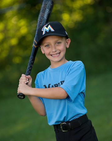 Marlins Baseball Preston Blaire