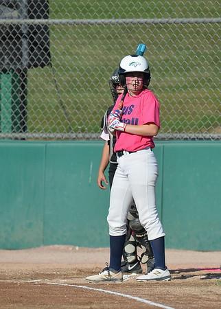 Pink Game -  JV Softball  (4)