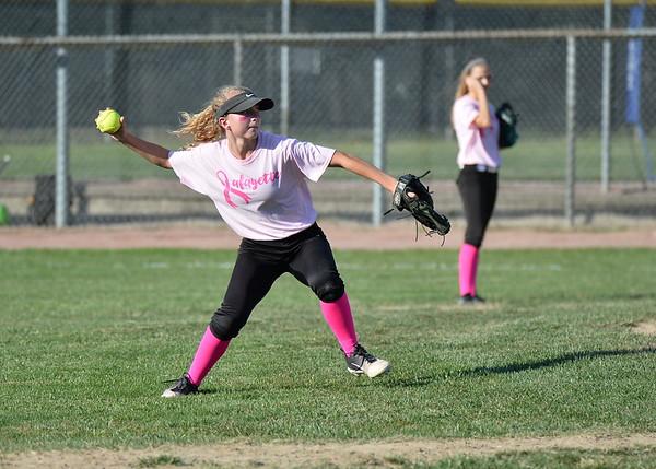 Pink Game -  JV Softball  (9)