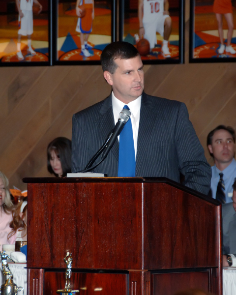 Marshall County Basketball 2008 Banquet
