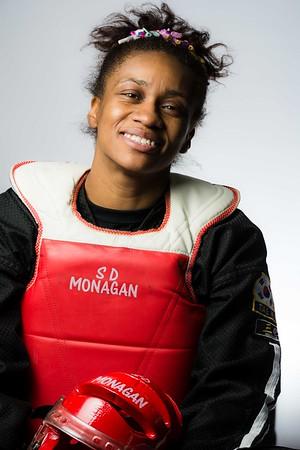 Martial Artist Stephanie Monagan PREVIEW