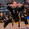 Black Belt Competitor at the Kuk Sool Won World Championship, Katy, TX  2015-10-10