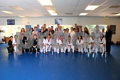 ABK Danville Black Belt Testing - 19 August 2017