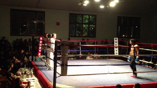 AFTA Fight Night Videos 03-24-12