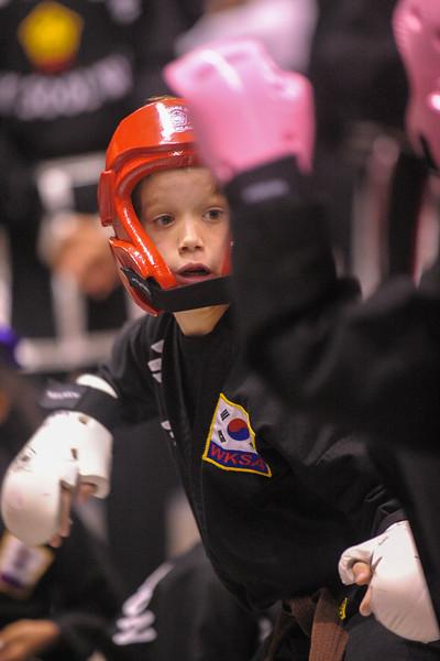 Brown Belt (DBN) competitor at the Kuk Sool Won World Championship, Katy, TX  2015-10-10