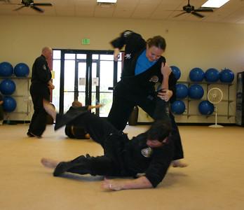 Grand Master Han's Martial Arts of Arizona November 2007 Testing