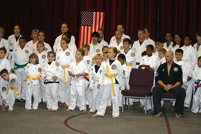 Grand Master Han's Martial Arts of AZ 1st Annual Tournament August 2008