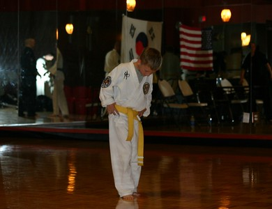 Grand Master Han's Martial Arts of Arizona January 2008 Testing