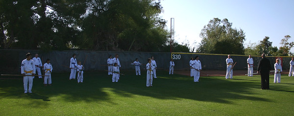 Grand Master Han's Martial Arts of AZ March 2008 Testing and Seminar