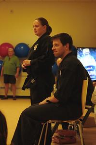 John and Marsha at the beginning of testing on Friday night in Mesa, AZ.