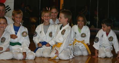 Grand Master Han's Martial Arts of Arizona July 2008 Testing