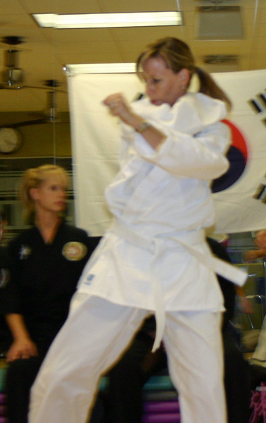 Grandmaster Han's Martial Arts of Arizona July 2007 Testing