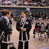 Judges and volunteers at the Kuk Sool Won World Championship, Katy, TX  2015-10-10
