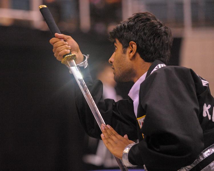 Nishant Relan, Kuk Sool Won World Championship 2nd Dahn Grand Champion, Katy, TX  2015-10-10