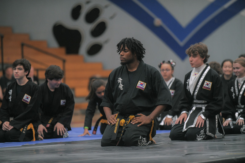 Master Demonstration at the 2016 WKSA Pacific Tournament, Folsom, CA.  April 16, 2016.