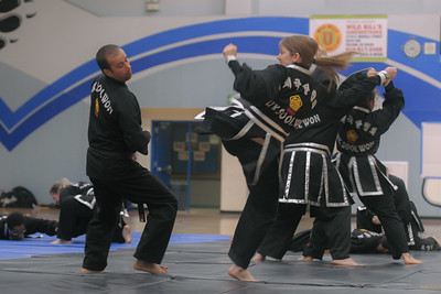 Masters Demonstrations Kuk Sool Won Pacific Coast Tournament, 2016