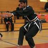 Nishant competing at the 2016 WKSA Pacific Tournament, Folsom, CA.  April 16, 2016.