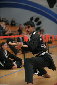 Nishant competing at the 2016 WKSA Pacific Tournament, Folsom, CA.  April 16, 2016.