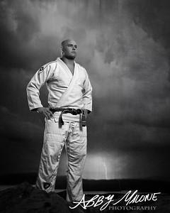 Jory Malone Revolution MMA Benton Head Coach