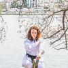 Sydney - National Cherry Blossom Festival - Washington DC - 30 Mar 2019