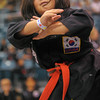 White, Yellow, Blue or Red Belt competitor at the Kuk Sool Won World Championship, Katy, TX  2015-10-10