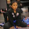 White, Yellow, Blue or Red Belt competitor at the Kuk Sool Won World Championship, Katy, TX  2015-10-10