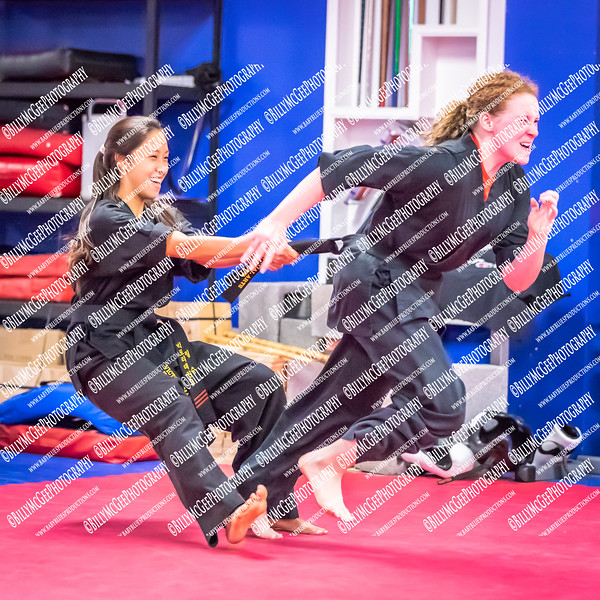Victory Martial Arts - Tae Kwon Do School - Advance Class Training - 17 Sep 2018