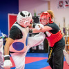 Victory Martial Arts Tae Kwon Do School - Advance Sparring Class - 12 Sep 2018