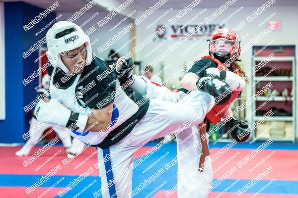 VMA Sparring Class Training - 24 Jun 2017