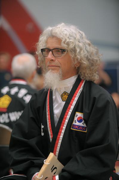 Judges and Volunteers at the 2016 WKSA Pacific Tournament, Folsom, CA.  April 16, 2016.