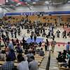 2016 WKSA Pacific Tournament landscape, Folsom, CA.  April 16, 2016.