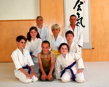 Children's class (July 2007)