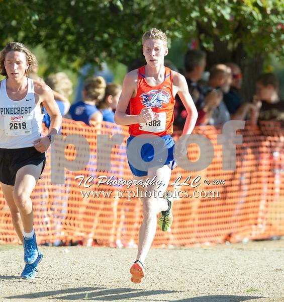 MRHS Track - 2014