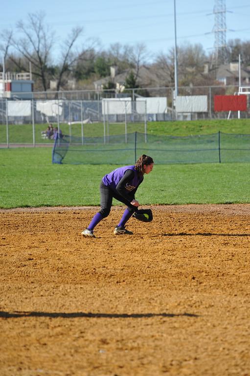 Long Reach Varsity Softball 2010