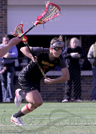 Maryland at Duke Womens Lacrosse 2012