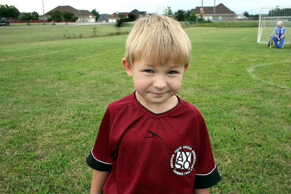 Mason Soccer 2012