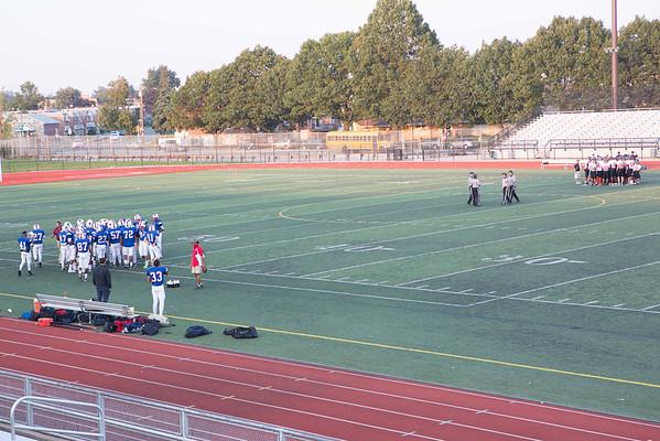 Mastbaum Football 10-5-12 NEHS