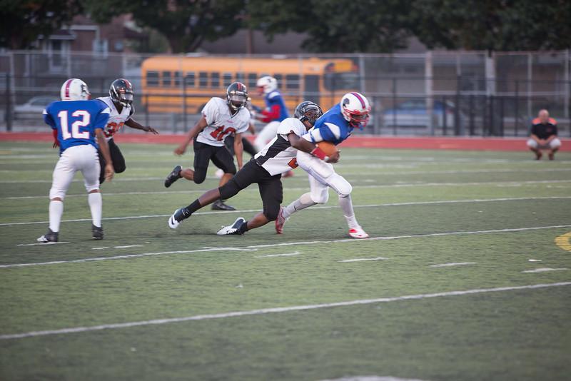 Mastbaum Football 10-25-12 NEHS-32320