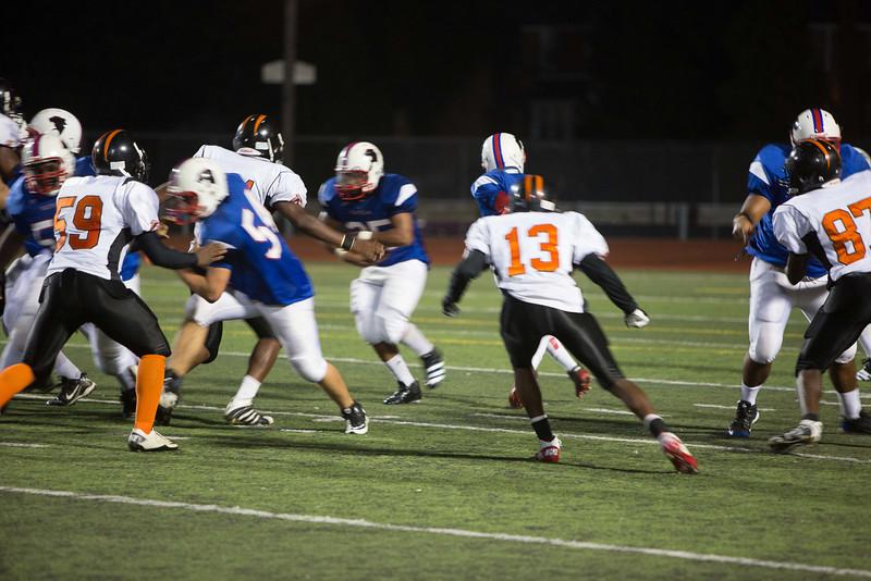 Mastbaum Football 10-25-12 NEHS-32555